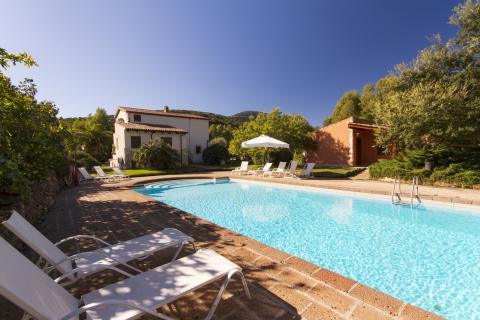 Residence met appartementen Sardinië