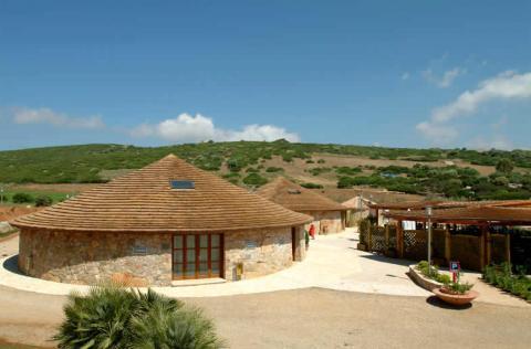 Residence Corallo in Sardinië.