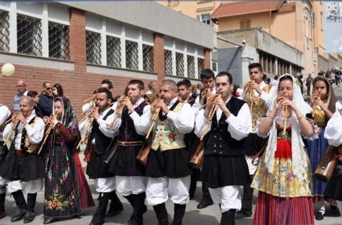 Sardinië, een muzikaal eiland
