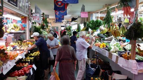 Vakantie Sardinië- markten op Sardinië