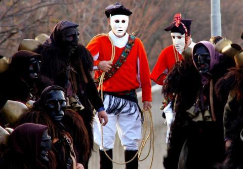 Il Carnevale in Sardegna