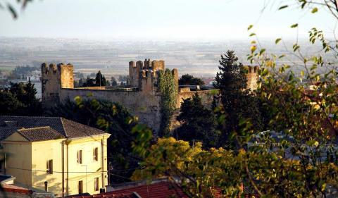 Sardinië bezienswaardigheden - Il Castello di Sanluri