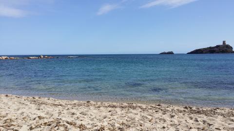 Sardinie; van Nora naar Capo Malfatano