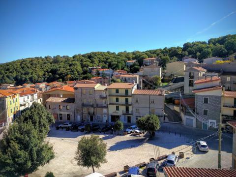 Sardinie - Het Italiaanse dorp: Ollolai!