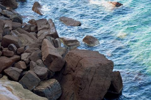 Sant Antioco, het schiereiland van Sardinië