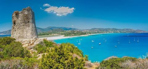 Must-See stranden op Sardinie