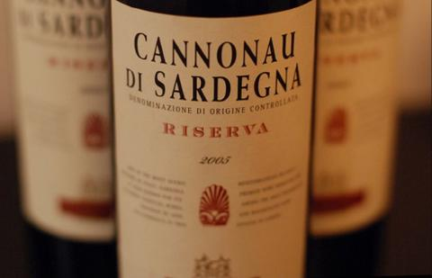 Cannonauwijn, een hoogtepunt van Sardinië